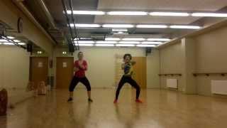 Dance Fitness - Psirico Lepo Lepo