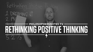 Rethinking Positive Psychology