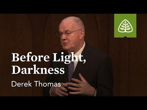 Derek Thomas: Before Light, Darkness