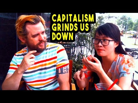 Capitalism robs us of our happiness and our lives | Breadcast Highlights