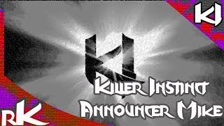 Announcer Mike Audio Clips - Killer Instinct