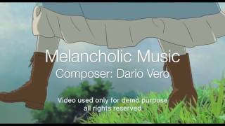 MELANCHOLIC/ROMANTIC Music by Dario Vero