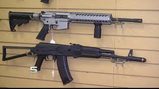 Gun Expert: Sounds Were Consistent with Fully Automatic Weapon