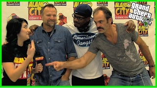 GTA 5 Real ACTORS of Trevor Michael and Franklin Quick Funny Interview