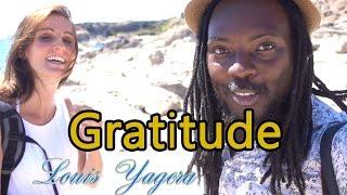 Promenade de la gratitude  (loi de l'attraction)