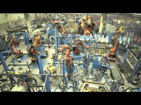See inside Ford's most advanced factory