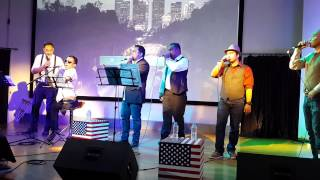 jamaica cafe - uptown girl cover