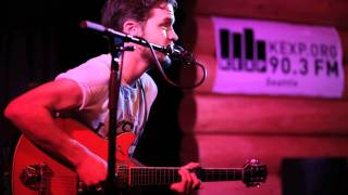 The Tallest Man on Earth - Tangle in This Trampled Wheat (Live on KEXP)