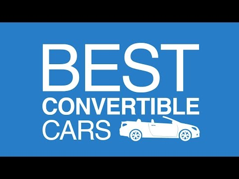 Best convertible cars: Our top 5