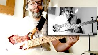 You Can Call Me Al - Paul Simon - Bass Cover