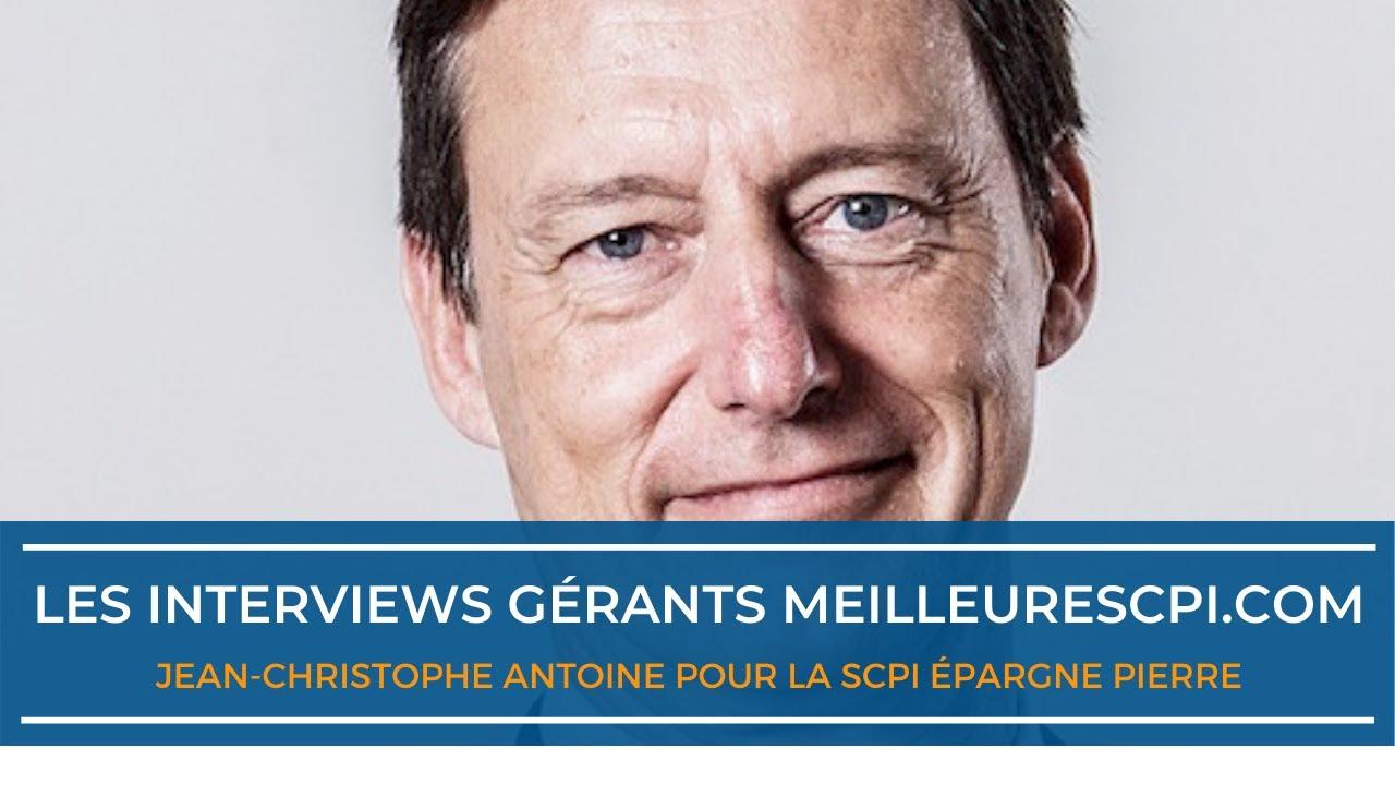 SCPI Epargne Pierre