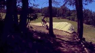 Val d'Allos : Vtt Enduro/ Mountain bike