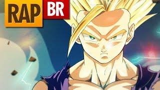 Rap do Gohan (Dragon Ball Z) | Rap Gamer 1