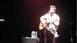 Pablo Alborán en Cáceres - Vuelve conmigo. 26.05.2012