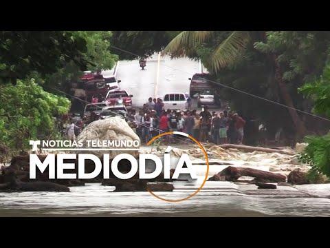Huracán Eta deja más de 50 víctimas mortales tras su paso por Guatemala