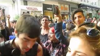 "Caravana ""Kings Of Suburbia"" - Tokio Hotel Argentina 2014"
