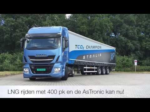 Iveco XP en NP introductie