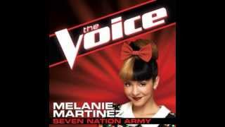 "Melanie Martinez: ""Seven Nation Army"" - The Voice (Studio Version)"