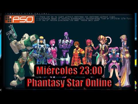 ➡  Phantasy Star Online ⬅