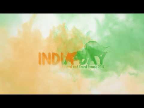 India Day Logo animation