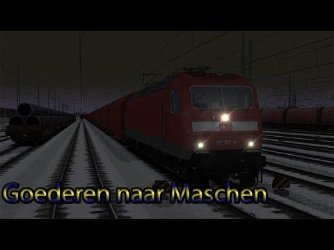 Blivius rijdt door rood, gaat dit goed?!?! - Train Simulator 2019