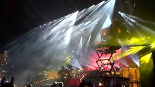 Slipknot - Everything Ends - Prague 2016