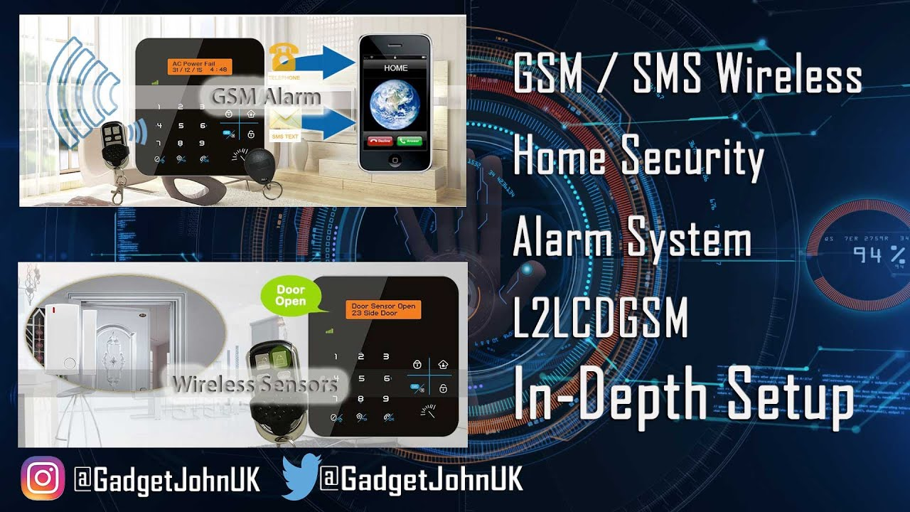 Wireless Security System Companies Bethlehem GA