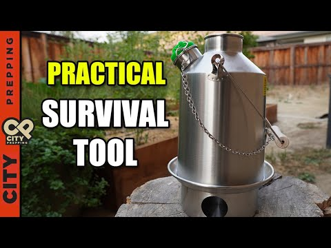 Why Kelly Kettle Rocket Stoves are Great Emergency Tools