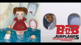 Cryplanes (Mashup) - Melanie Martinez & B.o.B.