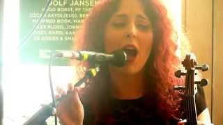 Stream Of Passion - Autophobia (acoustic live @ instore Sounds Tilburg 30.04.2014) 2/3