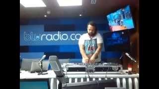Felo Rueda @ Blue Radio - Playing Nina (Original Mix)