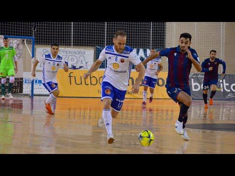Fútbol Emotion Zaragoza - Levante UD Jornada 12 Temp 19- 20