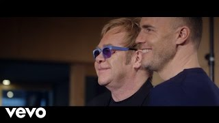 Gary Barlow, Elton John - Face To Face