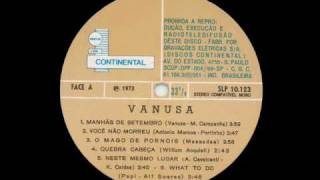 Vanusa - What to do (1973)