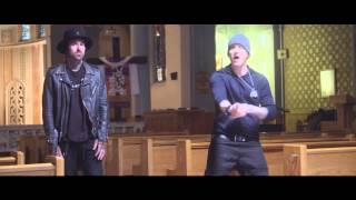 "YelaWolf ft Eminem ""Best Friend"" Video BTS"