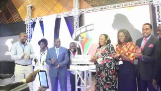 Mama G aka Patience Ozokwor unveils Film and TV resource centre in Kenya