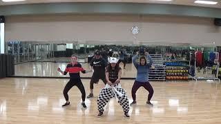 Fire LLP Ft Mike Diamondz Cardio Hip hop Zumba lovers
