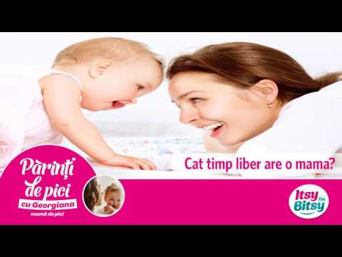 Cat timp liber are o mama?