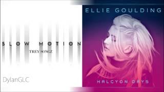 Slow Explosions | Ellie Goulding & Trey Songz Mashup!