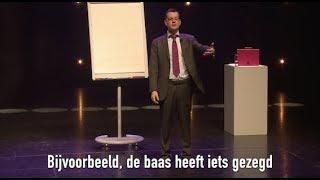 Arnout Van den Bossche over wat je baas écht denkt
