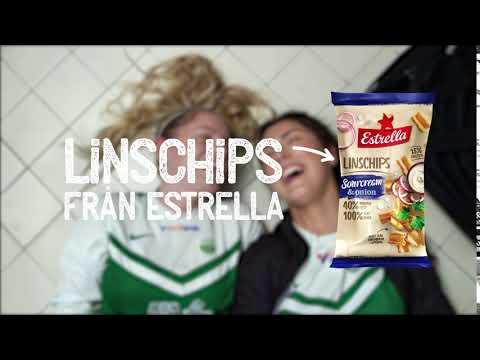 Estrella - Gilla att dela Linschips