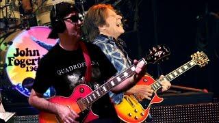 Proud Mary Live Subtitulada John Fogerty & RollingBilbao CCR Guitar Cover HD