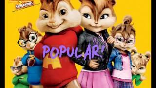 MIKA - Popular Song ft. Ariana Grande chipmunks version