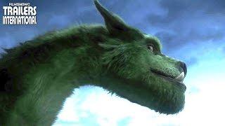 Meu Amigo, O Dragão com Oakes Fegley   Trailer #2 Dublado [HD]