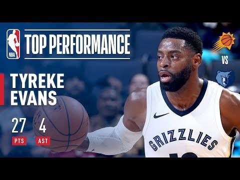 Tyreke Evans Shows Out With 27 Pts in Win vs. Suns | January 29, 2018