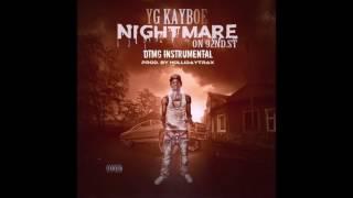 YG KAYBOE - DTMG [Instrumental]