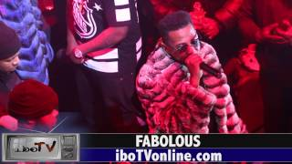Fabolous Performs @ Soul Tape 3 Release Party Stage 48 NYC #soultape3
