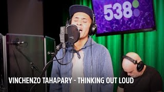 Vinchenzo Tahapary - Thinking Out Loud | Live bij Evers Staat Op