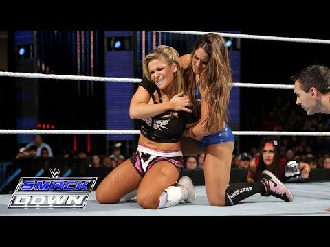 Download Video Natalya Vs. Nikki Bella: SmackDown, January 15, 2015