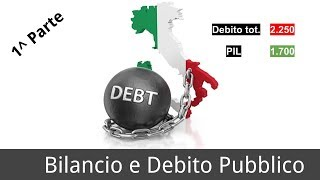 Economia e Cittadinanza: Bilancio dello stato e Debito Pubblico 1 parte